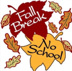 EBRPSS Fall Break