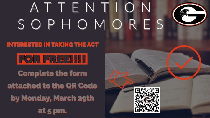 Free ACT Test for Sophomores